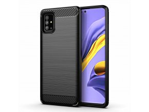 eng pl Case SAMSUNG GALAXY A51 Armored Carbon black 66329 1