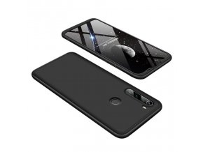 eng pl GKK 360 Protection Case Front and Back Case Full Body Cover Xiaomi Redmi Note 8T black 55869 1
