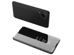 Clear View neoriginální pouzdro na Huawei P40 Lite - černé
