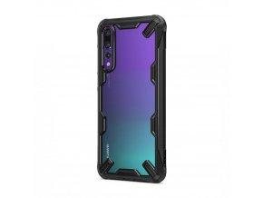eng pl Ringke Fusion X Hybrid Case Rugged Cover for Huawei P20 Pro black FXHW0002 RPKG 40850 1