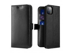 eng pl Dux Ducis Kado Bookcase wallet type case for iPhone 11 Pro Max black 53365 1