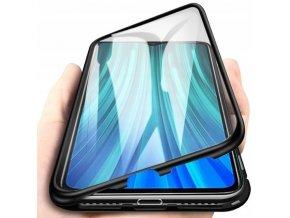eng pl Case SAMSUNG GALAXY S20 PLUS 3w1 Double Magnetic 360 Aluminium Glass black 67897 1