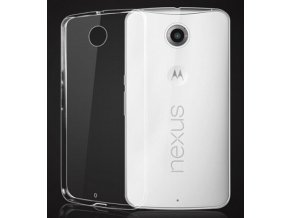 Silikonový kryt na Motorola Nexus 6  + Doprava zdarma
