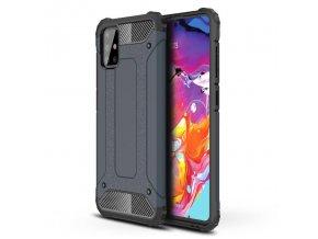 eng pl Hybrid Armor Case Tough Rugged Cover for Samsung Galaxy A51 blue 58473 1