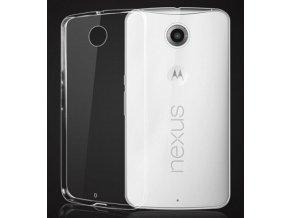 Silikonový kryt na Motorola Nexus 6