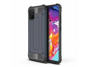 eng pl Hybrid Armor Case Tough Rugged Cover for Samsung Galaxy S10 Lite blue 58656 1