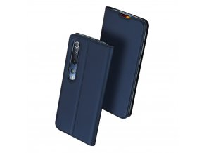 eng pl DUX DUCIS Skin Pro Bookcase type case for Xiaomi Mi 10 Pro Xiaomi Mi 10 blue 58550 2