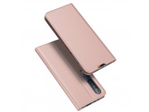 eng pl DUX DUCIS Skin Pro Bookcase type case for Xiaomi Mi 10 Pro Xiaomi Mi 10 pink 58552 1