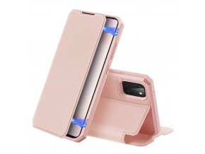 eng pl DUX DUCIS Skin X Bookcase type case for Samsung Galaxy Note 10 Lite pink 60095 1 kopie