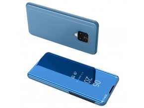 eng pl Clear View Case cover for Xiaomi Redmi Note 9S blue 60493 1