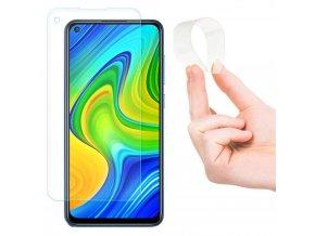 Tvrzené Nano flexi sklo na Xiaomi Redmi Note 9s / 9 Pro