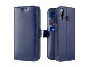 eng pl Dux Ducis Kado Bookcase wallet type case for Samsung Galaxy A40 blue 53375 1