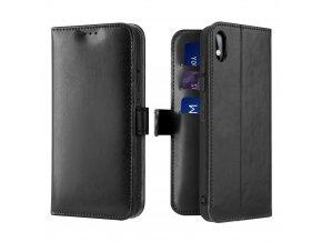 eng pl Dux Ducis Kado Bookcase wallet type case for Samsung Galaxy A10 black 53377 1