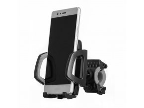 eng pl Bicycle Phone Mount Handlebar Holder Bracket with 360 Rotate black 24316 1
