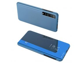 eng pl Clear View Case cover for Xiaomi Mi Note 10 Lite blue 60883 1