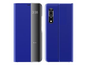 eng pl New Sleep Case Bookcase Type Case with kickstand function for Huawei P30 Lite blue 61163 1