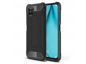 eng pl Hybrid Armor Case Tough Rugged Cover for Huawei P40 Lite Nova 7i Nova 6 SE black 60002 1