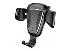 eng pl Baseus Gravity Car Mount Phone Bracket Air Vent Holder for 4 6 Devices black SUYL 01 48211 1