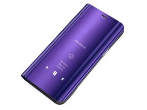 eng pl Clear View Case cover Display for Samsung Galaxy S9 G960 purple 45165 1