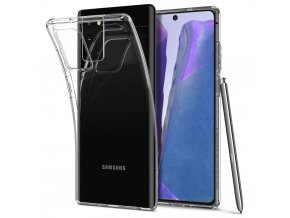eng pl Spigen Liquid Crystal Galaxy Note 20 Crystal Clear 63000 1