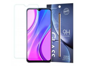 eng pl Tempered Glass 9H Screen Protector for Xiaomi Redmi 9 packaging envelope 61823 1