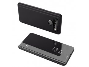 eng pl Clear View Case cover for LG K61 black 61758 1