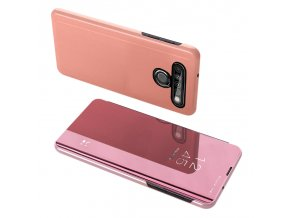 eng pl Clear View Case cover for LG K61 pink 61760 1