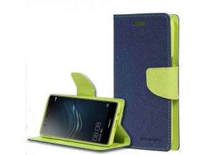 Pouzdro na Huawei P8 lite modré