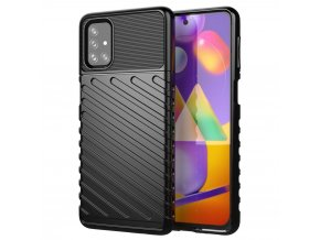 eng pl Case SAMSUNG GALAXY M31s Armored Thunder Case black 70201 1