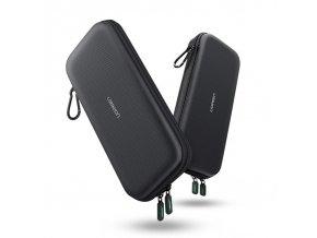 eng pl Ugreen Nintendo Switch Accessory Storage Bag Black 26 cm x 12 cm x 4 cm black LP174 50974 61919 1
