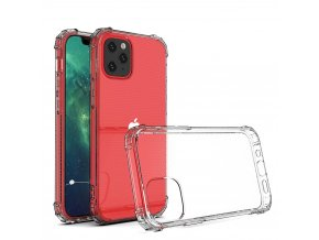 eng pl Wozinsky Anti Shock durable case with Military Grade Protection for iPhone 12 mini transparent 63333 8