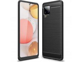 eng pl Carbon Case Samsung Galaxy A42 5G black 65503 1
