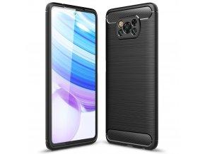 eng pl Carbon Case POCO X3 NFC black 65499 1