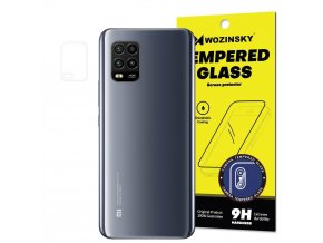 eng pl Wozinsky Camera Tempered Glass super durable 9H glass protector Xiaomi Mi 10T Lite 65221 1