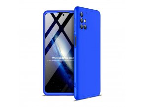 eng pl GKK 360 Protection Case Front and Back Case Full Body Cover Samsung Galaxy M31s blue 63869 1