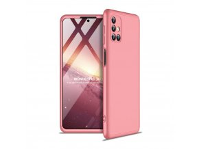 eng pl GKK 360 Protection Case Front and Back Case Full Body Cover Samsung Galaxy M31s pink 63870 1
