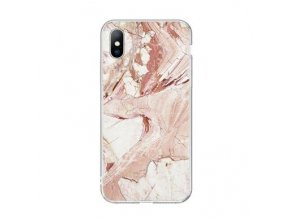 eng pl Wozinsky Marble TPU case cover for Xiaomi Redmi Note 7 pink 53512 2