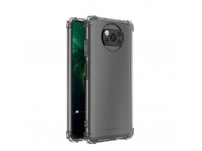 eng pl Wozinsky Anti Shock durable case with Military Grade Protection for Xiaomi Poco X3 NFC transparent 65196 2