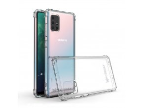 eng pl Wozinsky Anti Shock durable case with Military Grade Protection for Samsung Galaxy M51 transparent 63948 1