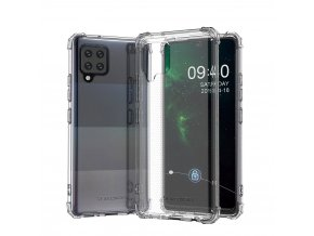 eng pl Wozinsky Anti Shock durable case with Military Grade Protection for Samsung Galaxy A42 5G transparent 65195 1