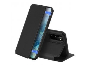 eng pl DUX DUCIS Skin X Bookcase type case for Samsung Galaxy S20 black 60289 1