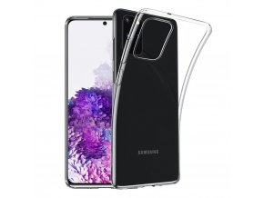 eng pl Ultra Clear 0 5mm Case Gel TPU Cover for Samsung Galaxy A71 transparent 56413 8