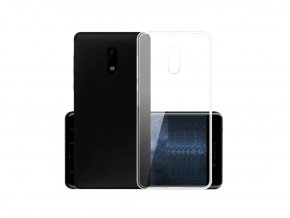 Silikonový kryt na Nokia 5.1 Plus