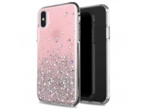 eng pl Wozinsky Star Glitter Shining Cover for Xiaomi Redmi Note 9 Pro Redmi Note 9S pink 60027 2