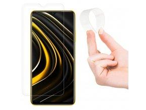 eng pl Wozinsky Nano Flexi Glass Hybrid Screen Protector Tempered Glass for Xiaomi Poco M3 Xiaomi Redmi 9T 66645 1