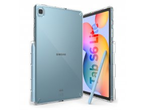 eng pl Ringke Fusion PC Case with TPU Bumper for Samsung Galaxy Tab S6 Lite transparent FSSG0078 61642 1