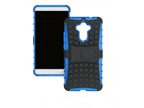 Outdoor odolný obal se stojánkem na Huawei Mate 9 - modrý