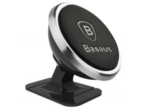 eng pl Baseus 360 Degree Universal Magnetic Car Mount Holder for Car Dashboard silver SUGENT NT0S 35678 4
