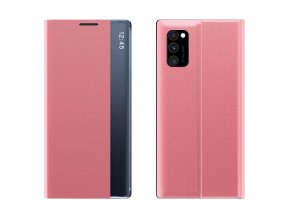 eng pl New Sleep Case Bookcase Type Case with kickstand function for Samsung Galaxy A51 Galaxy A31 pink 61284 1