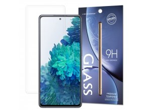 eng pl Tempered Glass 9H Screen Protector for Samsung Galaxy A52 5G packaging envelope 67238 1